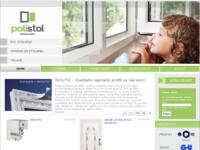 Slika naslovnice sjedišta: Polistol pvc prozori i vrata (http://www.polistol.hr)