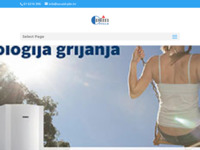Frontpage screenshot for site: Ožvald plin d.o.o. (http://www.ozvald-plin.hr)