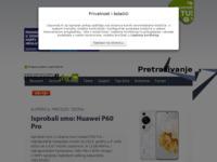 Frontpage screenshot for site: Usporedi.hr (http://www.usporedi.hr)