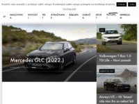Frontpage screenshot for site: Automotorisport (http://automotorisport.hr)