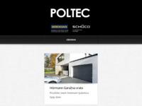 Slika naslovnice sjedišta: POLTEC d.o.o. (http://www.poltec.hr)