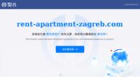 Frontpage screenshot for site: Najam apartmana u Zagrebu (http://rent-apartment-zagreb.com/)