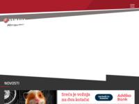 Frontpage screenshot for site: (http://yamaha.com.hr/)