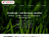 Slika naslovnice sjedišta: Tommaris Kreativa (http://www.tommariskreativa.hr)
