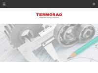 Slika naslovnice sjedišta: Termorad d.o.o. (http://www.termorad.hr)
