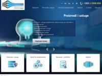 Frontpage screenshot for site: Datacross (http://www.pck.hr)