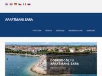 Slika naslovnice sjedišta: Apartmani Sara - Vodice (http://www.apartmani-simunac-vodice.hr)