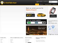Slika naslovnice sjedišta: Car Rental Zračna luka Rijeka (http://www.carrentalrijekaairport.com/)