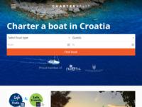 Frontpage screenshot for site: Adriasoul - ritam vašeg odmora (http://www.adriasoul.com/)