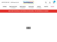 Slika naslovnice sjedišta: Emporium - Web trgovina bebi i dječje odjeće i edukativnih igračaka (http://www.emporium.hr)