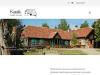 Frontpage screenshot for site: Seoski turizam Kezele (http://kezele-vino.hr)
