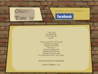 Slika naslovnice sjedišta: Obrt-Tomo.hr (http://obrt-tomo.hr)