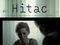 Frontpage screenshot for site: Hitac (http://www.hitac-oneshot.com/)