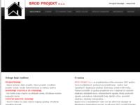Slika naslovnice sjedišta: Brod projekt d.o.o. (http://www.brod-projekt.hr)