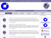Slika naslovnice sjedišta: Udruženje prijevoznika Zagreb (http://www.upzg.hr)