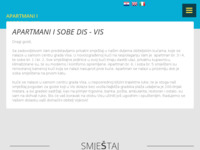Slika naslovnice sjedišta: Apartmani i sobe Vojković (http://www.accommodation-dis.com)