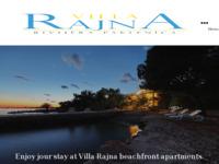 Slika naslovnice sjedišta: Apartmani uz planine i more, Starigrad-Paklenica, Hrvatska (http://www.villa-rajna.com)