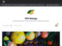 Slika naslovnice sjedišta: OPG Mataga (http://opgmataga.hr)