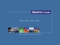 Slika naslovnice sjedišta: Grafex-trade d.o.o. (http://www.grafex-trade.hr)