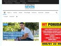 Slika naslovnice sjedišta: Kvarner News (http://www.kvarnernews.hr)