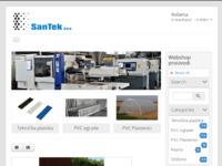 Slika naslovnice sjedišta: Foliplast d.o.o. (http://www.santek.hr)