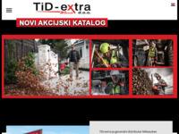 Slika naslovnice sjedišta: TiD-extra d.o.o. prodaja i servis alata (http://www.tid-extra.hr)