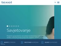 Slika naslovnice sjedišta: Texel d.o.o. (http://www.texel.hr)