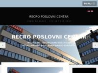 Frontpage screenshot for site: Recro ulaganja (http://www.recroulaganja.hr)
