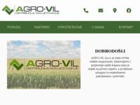Slika naslovnice sjedišta: AGRO-VIL (http://www.agro-vil.hr)