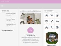 Frontpage screenshot for site: Dječje kućice za lutke KidKraft (http://www.djecje-kucice.com)