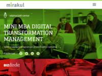 Slika naslovnice sjedišta: Mirakul (http://www.mirakul.hr)