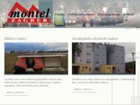 Slika naslovnice sjedišta: Montel d.o.o. (http://www.montel-zg.hr)