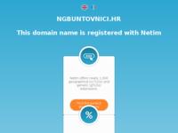 Slika naslovnice sjedišta: NG-Buntovnici.hr, Nova Gradiška (http://www.ngbuntovnici.hr)