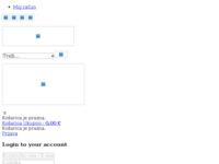 Frontpage screenshot for site: Teovizija (http://www.teovizija.hr)