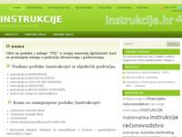 Slika naslovnice sjedišta: Obrt za poduke i usluge ITD (http://poduke-itd.hr/)