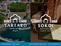 Frontpage screenshot for site: Tartaro d.o.o. (http://www.tartaro.hr)