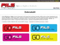 Slika naslovnice sjedišta: FILS Pula - online prodaja autobusnih karata (http://prodaja.fils.hr)