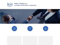 Slika naslovnice sjedišta: Krako revizija d.o.o. (http://www.krako-revizija.hr)