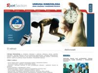 Slika naslovnice sjedišta: Udruga kineziologa Grada Varaždina i Varaždinske županije (http://www.uk-vz.hr)