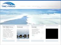 Frontpage screenshot for site: TMC Frigo d.o.o. (http://tmc-frigo.hr)