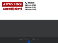 Slika naslovnice sjedišta: Auto Link d.o.o. autodijelovi (http://www.autolink.hr)
