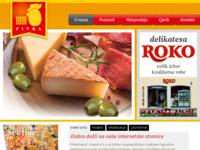 Slika naslovnice sjedišta: Pivka d.o.o. Rijeka (http://www.pivka.hr)