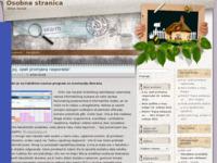 Frontpage screenshot for site: Milan Taradi - osobna stranica (http://milan-taradi.from.hr/)