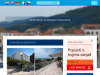 Slika naslovnice sjedišta: Apartmani Starigrad Paklenica (http://starigrad-paklenica.com/)