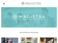 Slika naslovnice sjedišta: Ustanova Magistra (http://ustanovamagistra.hr)