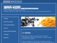Slika naslovnice sjedišta: BRA-KOM - CNC obrada metala i izrada alata (http://bra-kom.hr)