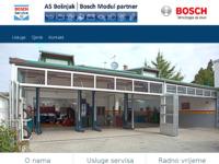 Slika naslovnice sjedišta: Autoservis Bošnjak - Osijek (http://www.as-bosnjak.hr)
