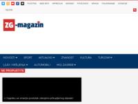 Slika naslovnice sjedišta: ZG-magazin (http://zg-magazin.com.hr)