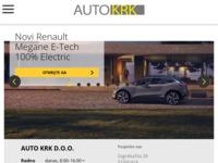 Slika naslovnice sjedišta: Auto Krk Renault Dacia (http://www.autokrk.hr)