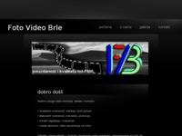 Slika naslovnice sjedišta: Foto Video Brle (http://www.foto-video-brle.hr)